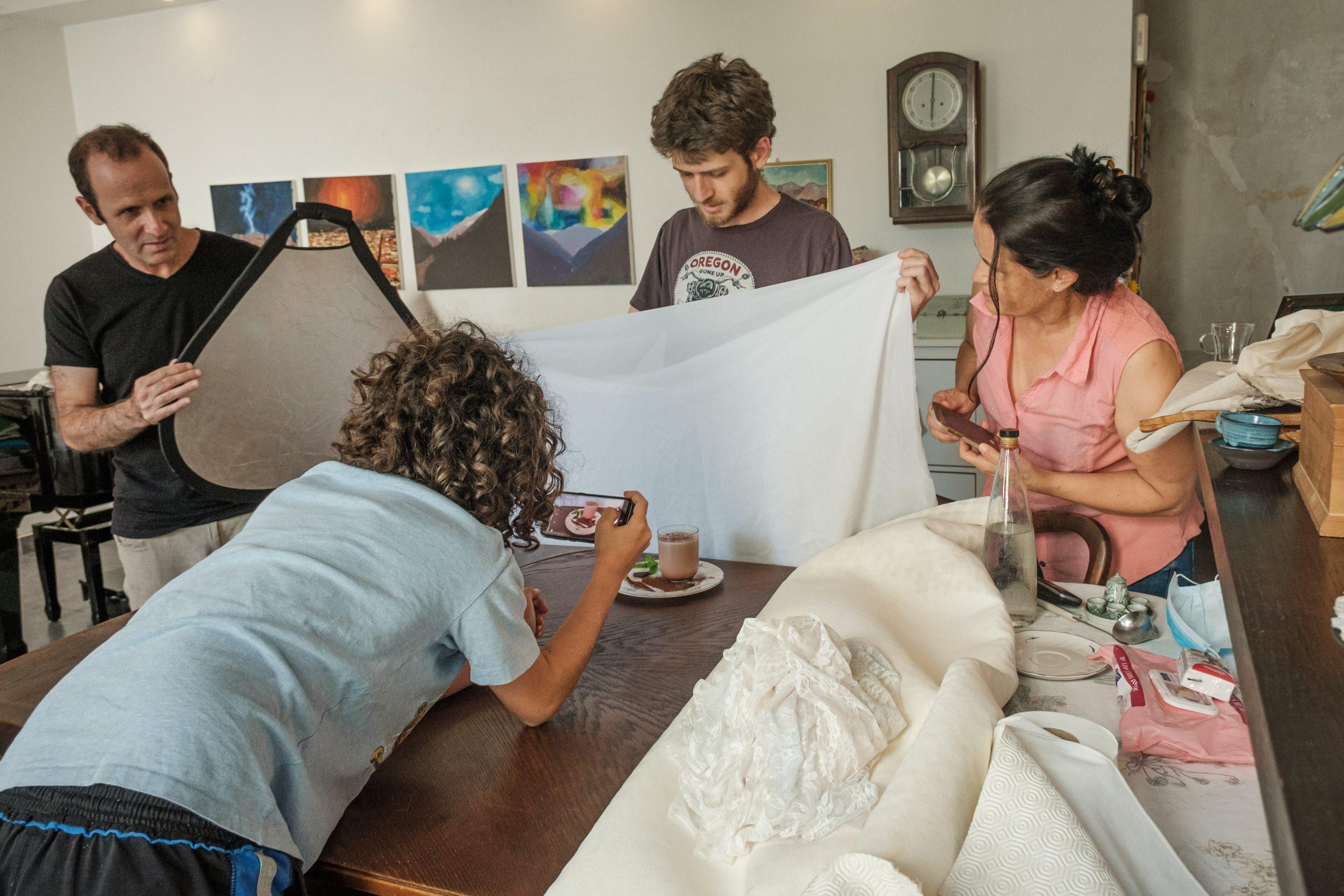 סדנת צילום בסמרטפון לכל המשפחה